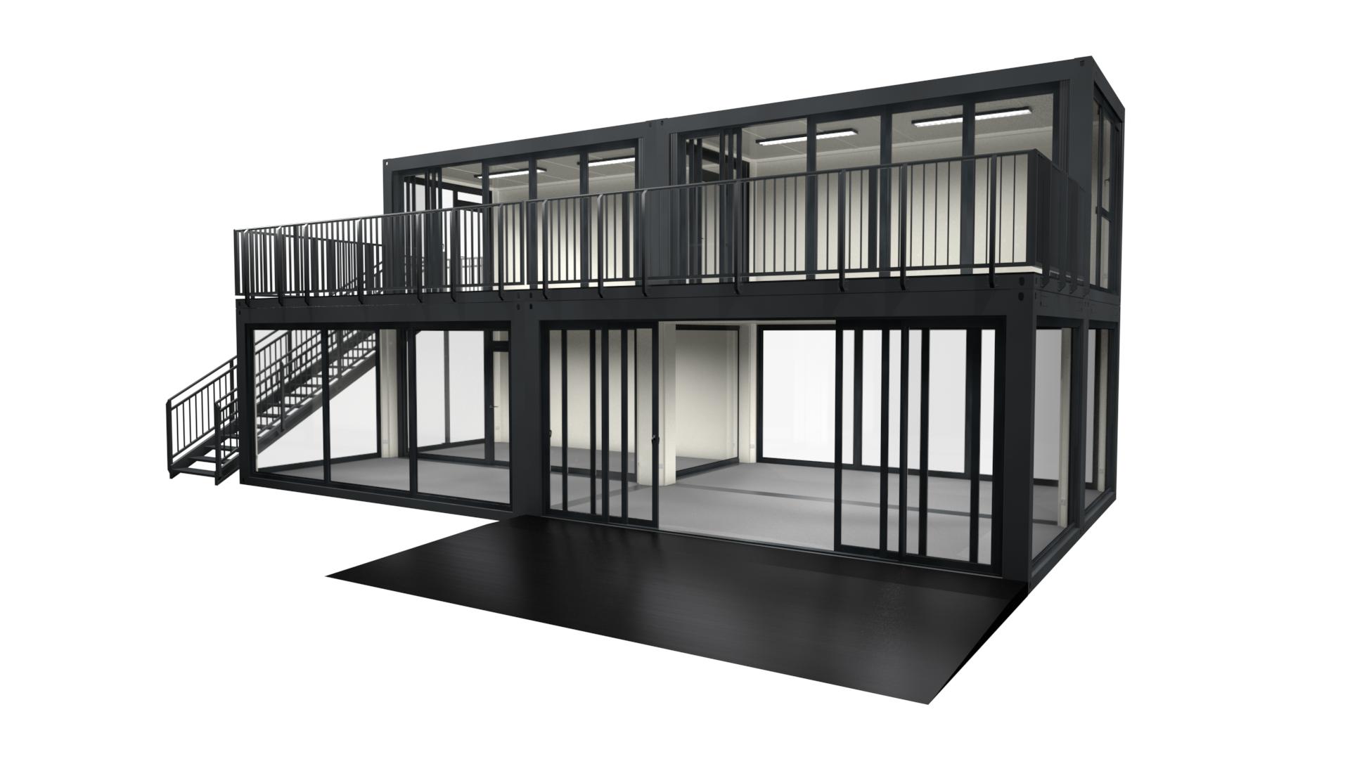 Premium Container M 31 - Ansicht 1