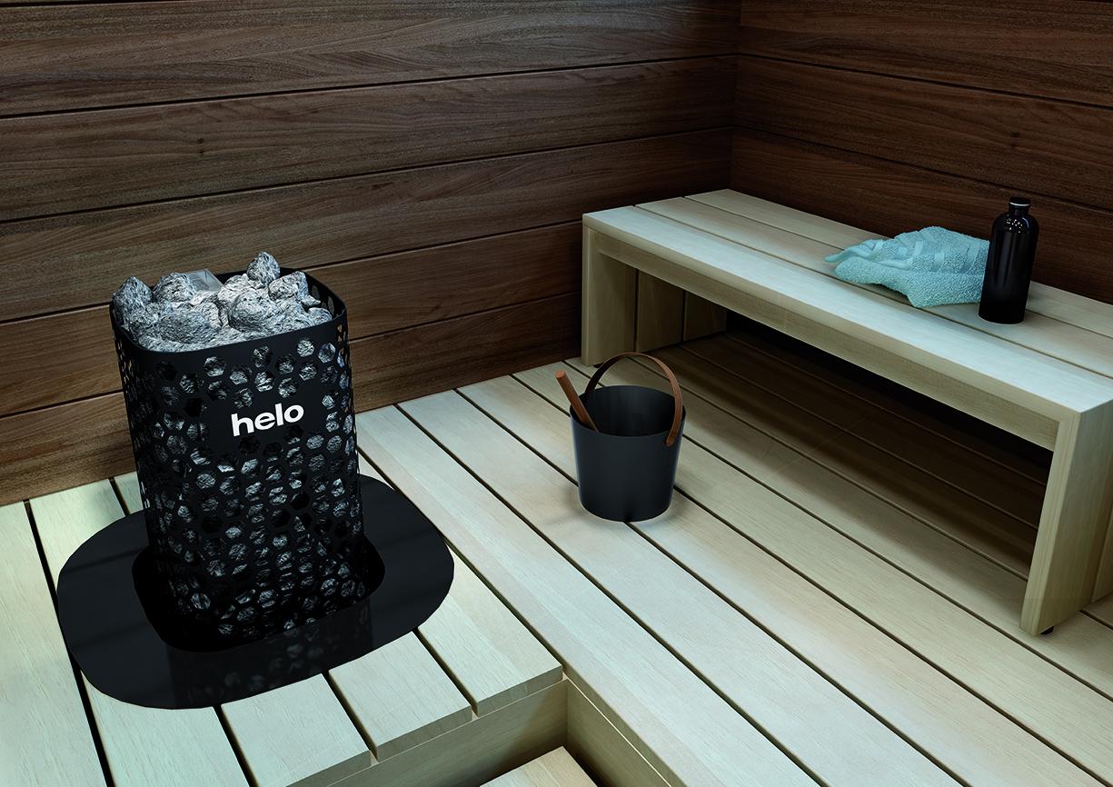 Himalaya electric sauna stove