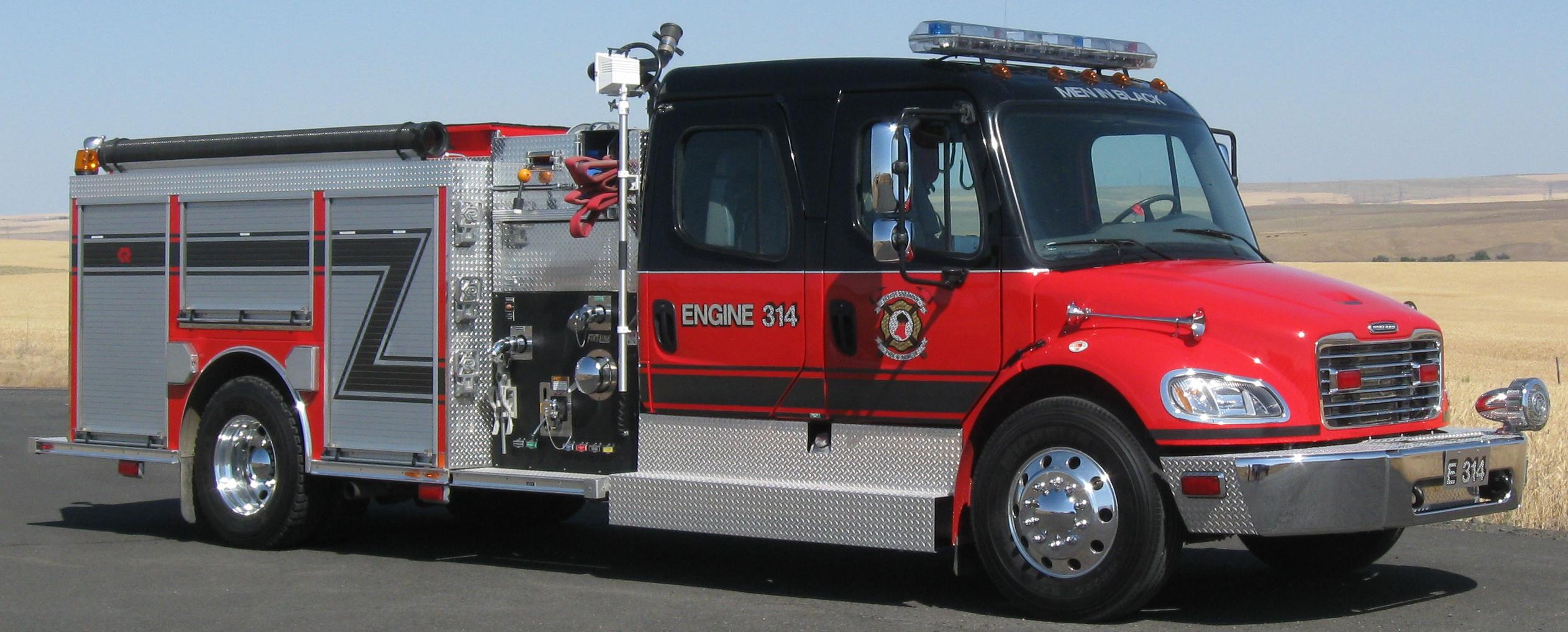 Engine 314
