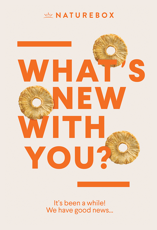 naturebox reactivation postcard