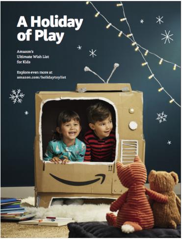Amazon ai direct mail