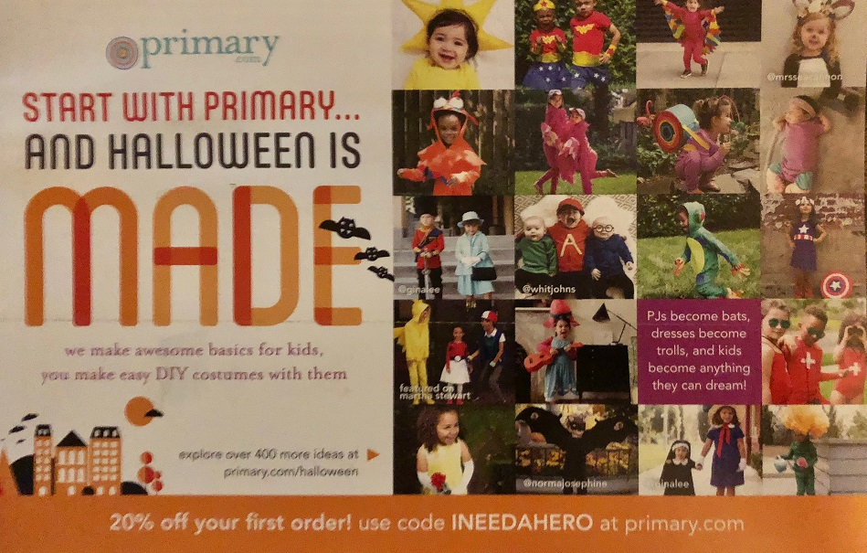 direct mail campaign example