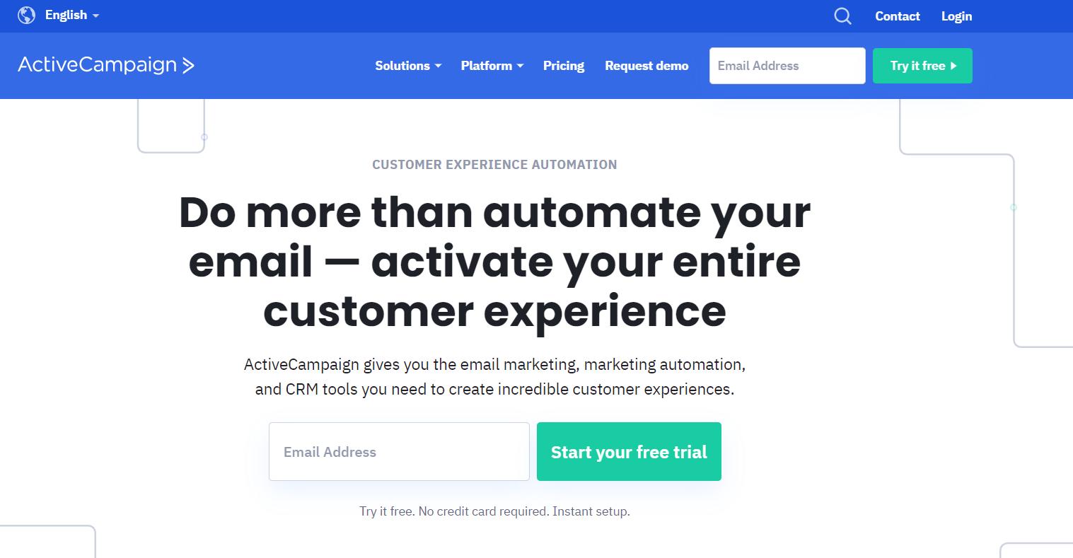 ActiveCampaign Marketing