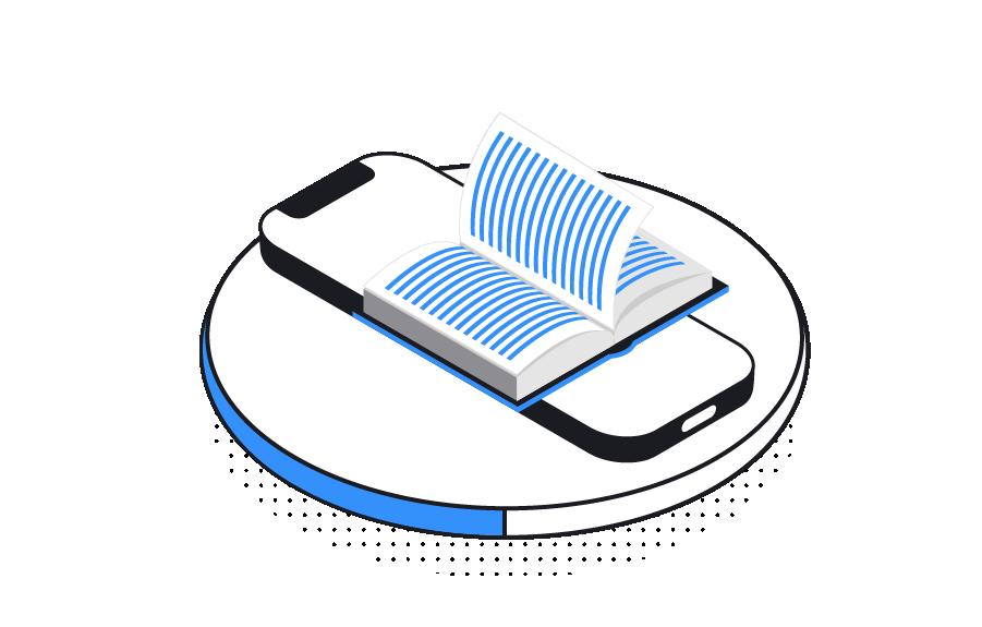 PDF into an Online Magazine