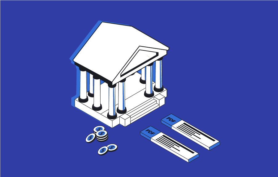 Automated PDF Invoice Generation