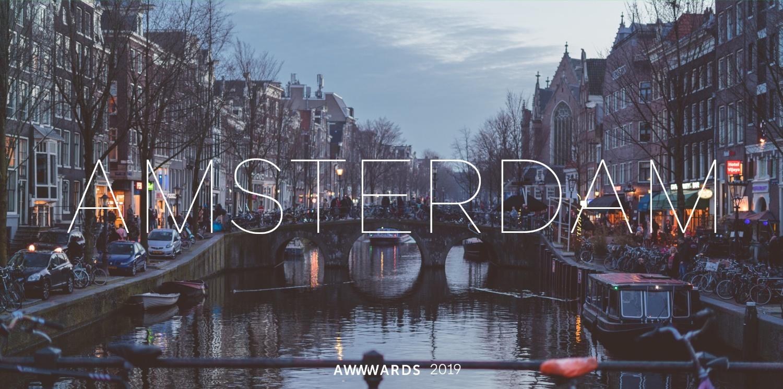 Awwwards Amsterdam 2019