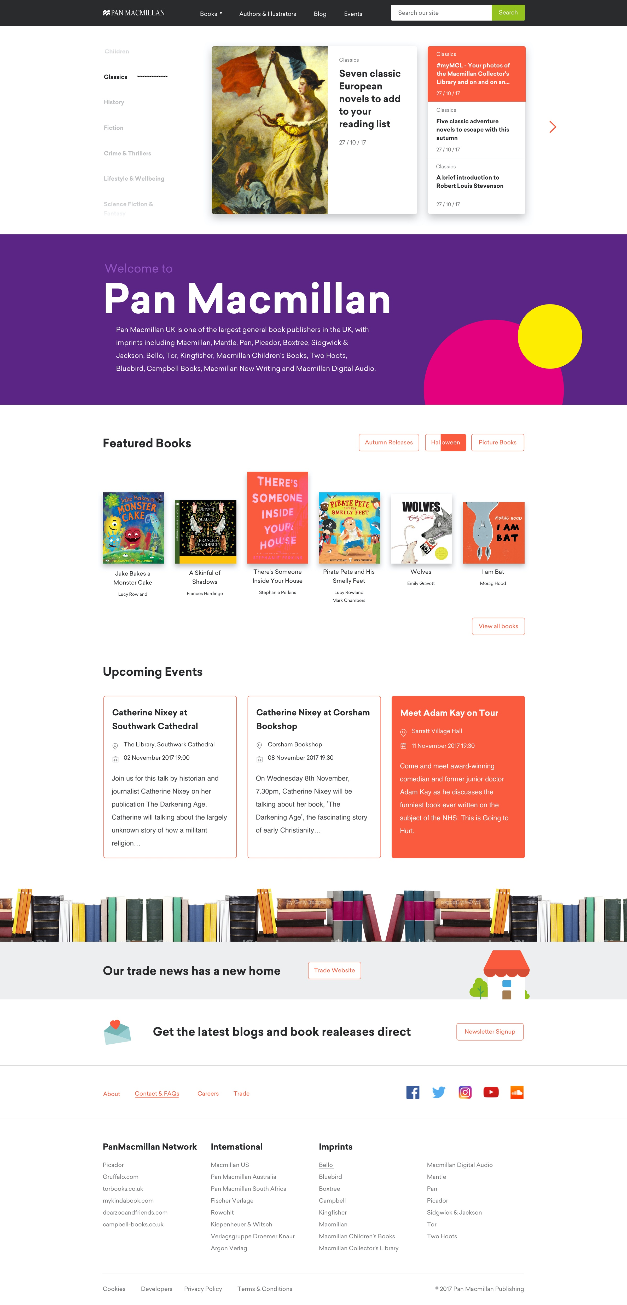 PanMac - Home Page