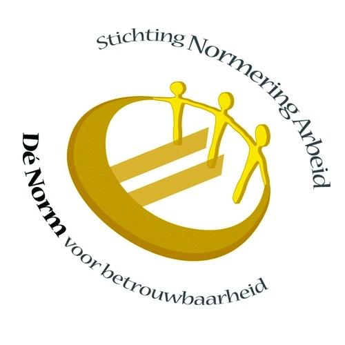 Logo Stichting Normering Arbeid