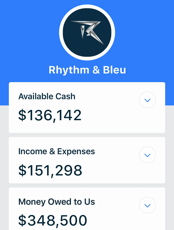 Financial Dashboard