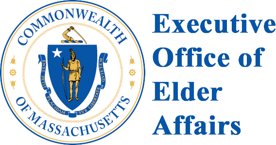 Massachusetts Executive Office of Elder Affairs Logo