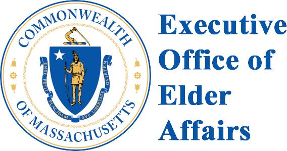 Massachusetts Executive Office of Elder Affairs Logo