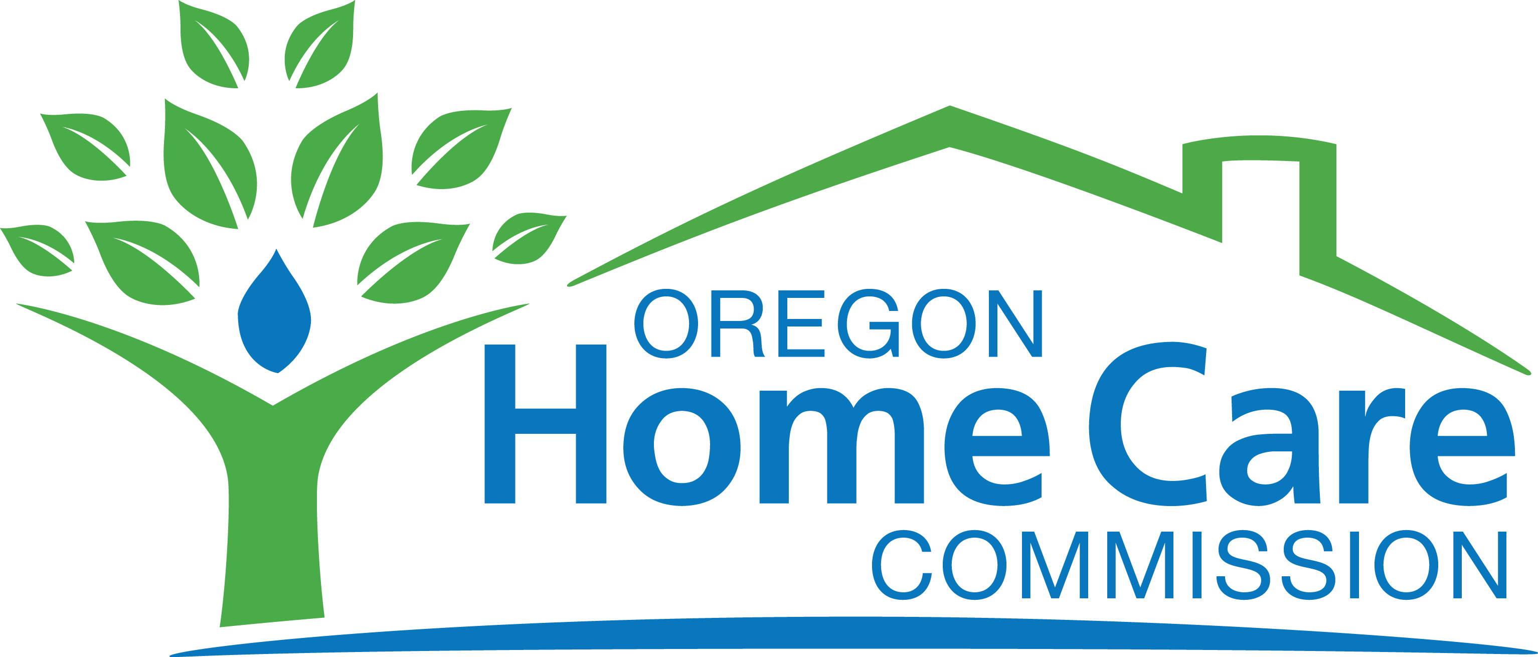 Oregon Home Care Commission Logo