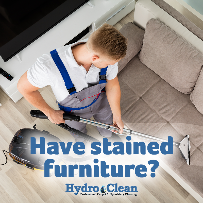 Clean your furniture image