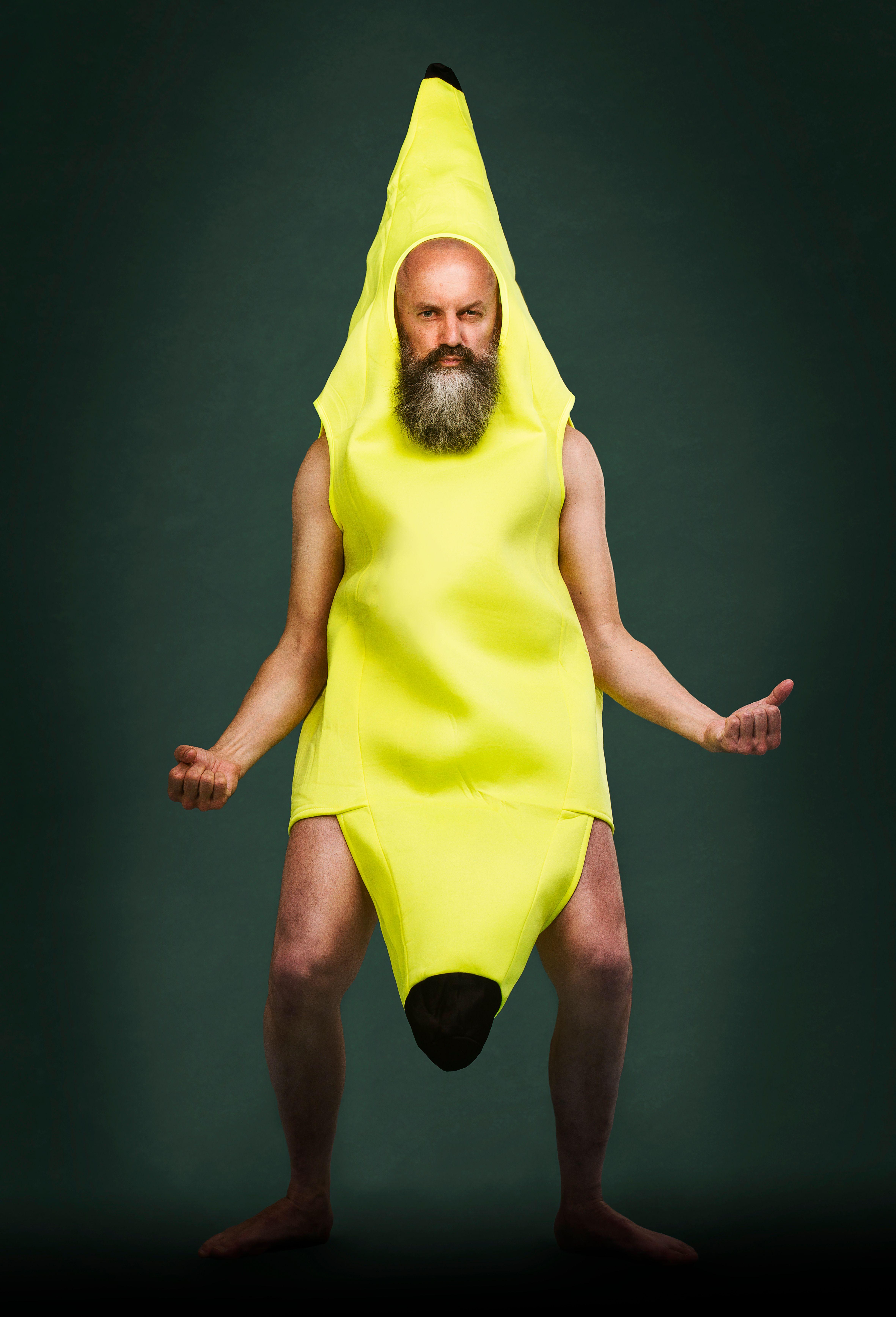 Bare Egil i banankostyme