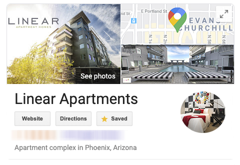 Linear Apartments Image