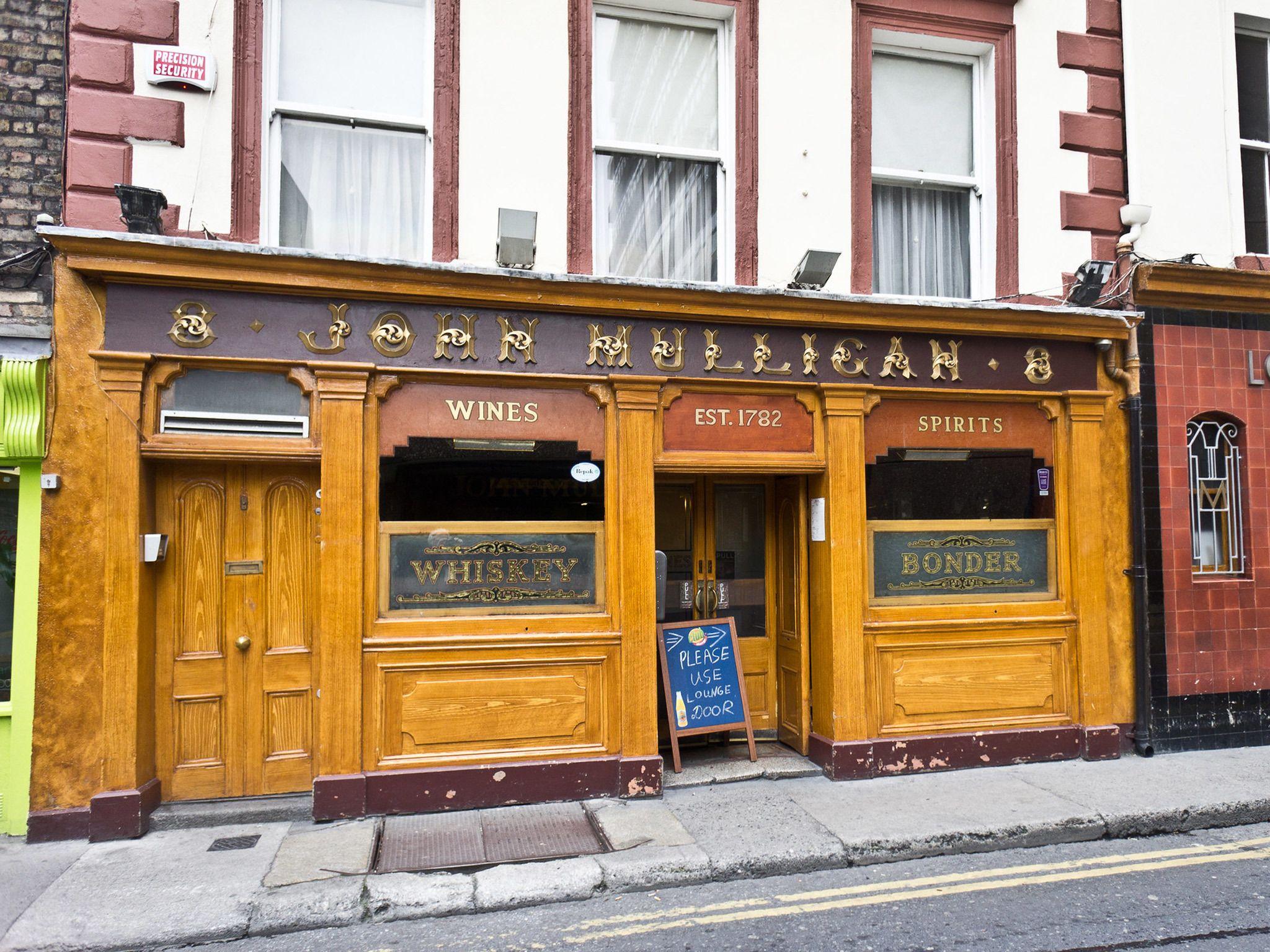 mulligans pub dublin