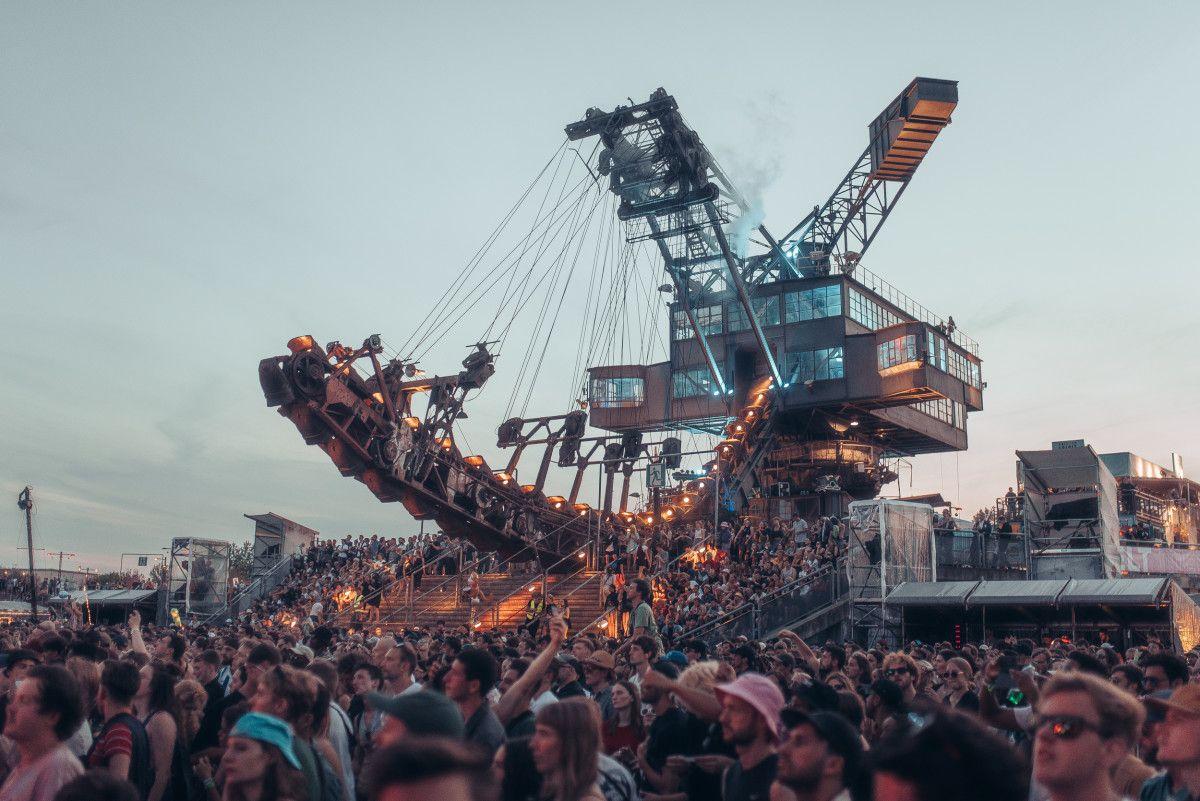 melt festival germany