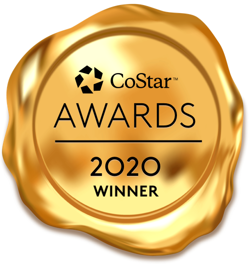 CoStar awards 2020 winner