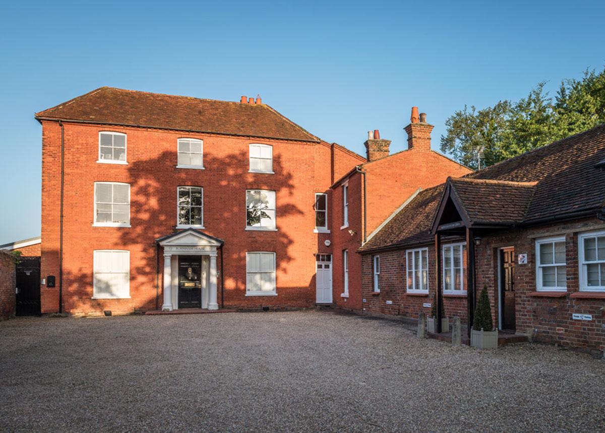 Burnham House, Burnham
