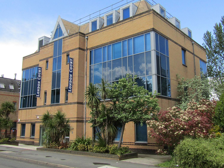 London Court, Bracknell