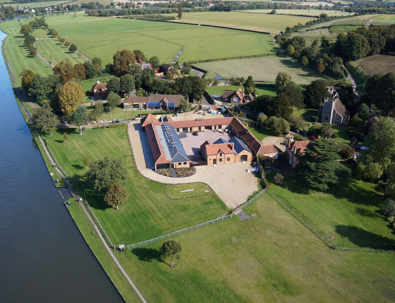 Riverside Barns, Henley