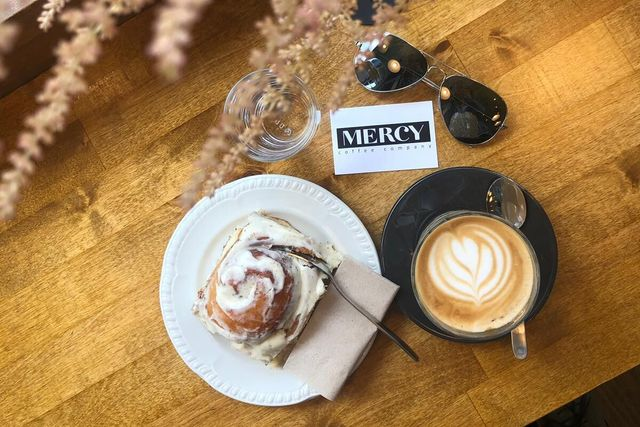 MERCY coffee company