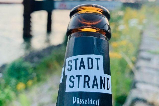 Stadtstrand Düsseldorf