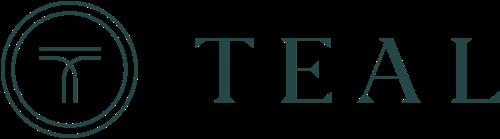 Teal Header Logo