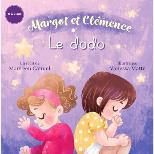 Margot et Clémence - Vanessa Matte
