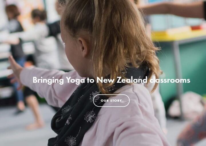 Seedling Yoga NZ - Marielle Hawkes