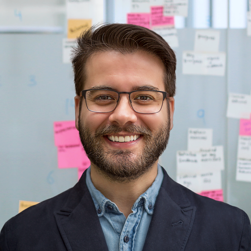Marcos Rezende is a UX Designer from Ottawa, ON.