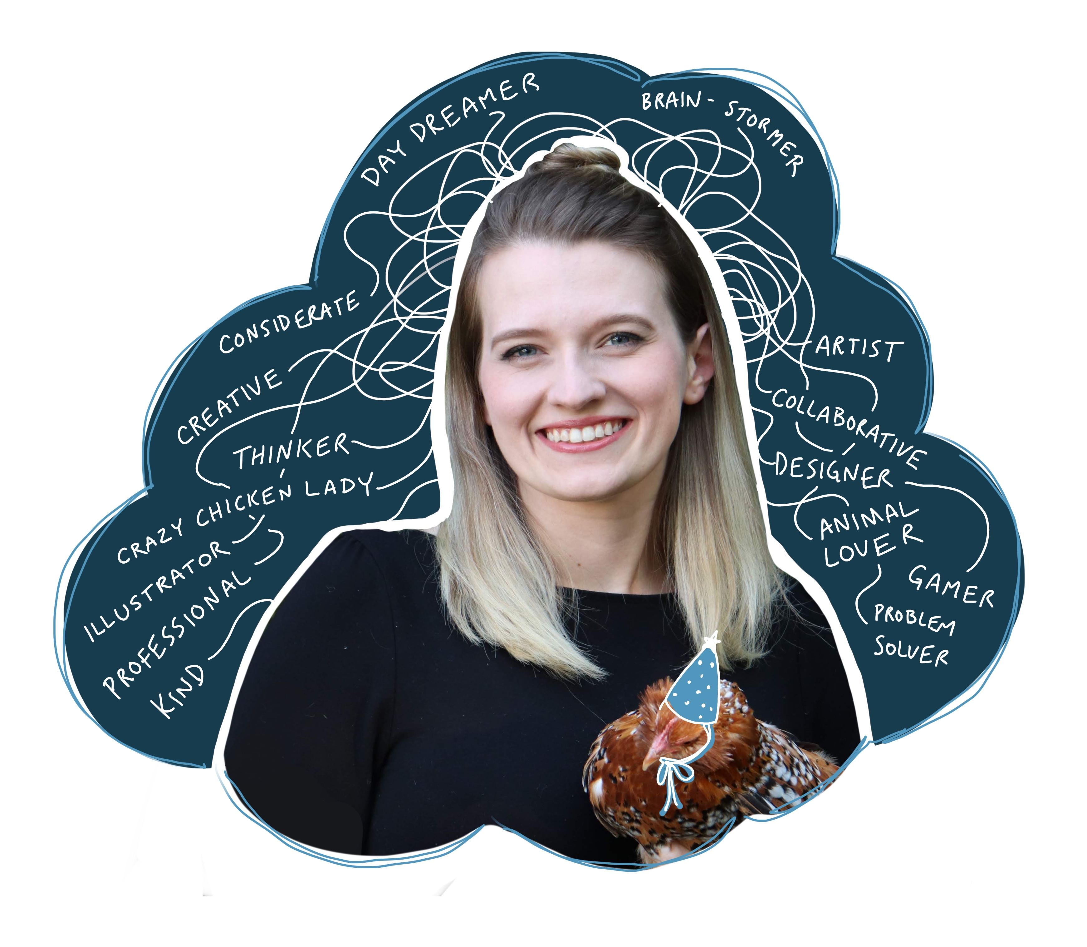 Laura Hanek is a Graphic Recorder from Petawawa, ON.