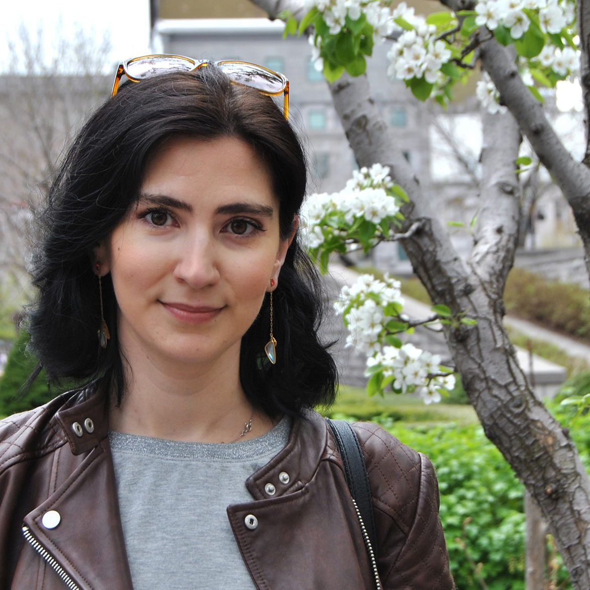 Yulia Kovaleva is a Web Designer & Developer from Toronto, ON.