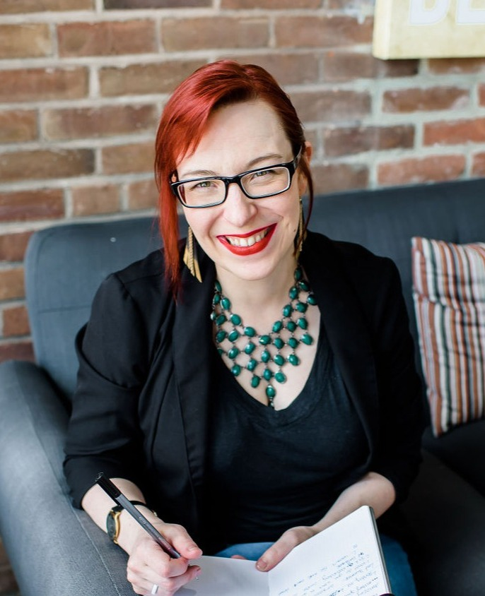 Brandy Wright is a Brand Strategist & Copywriter from Kingston, ON.