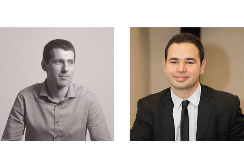 Alexis Gollain, fondateur et CEO de Welcomr s'associe à Jeremy Fain.