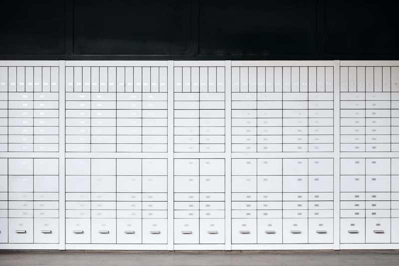 Des casiers sécurisés réservables depuis l'app Welcomr