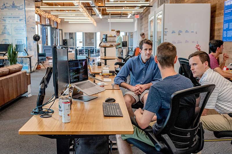 Un espace de coworking convivial, facile à gérer et sécurisé