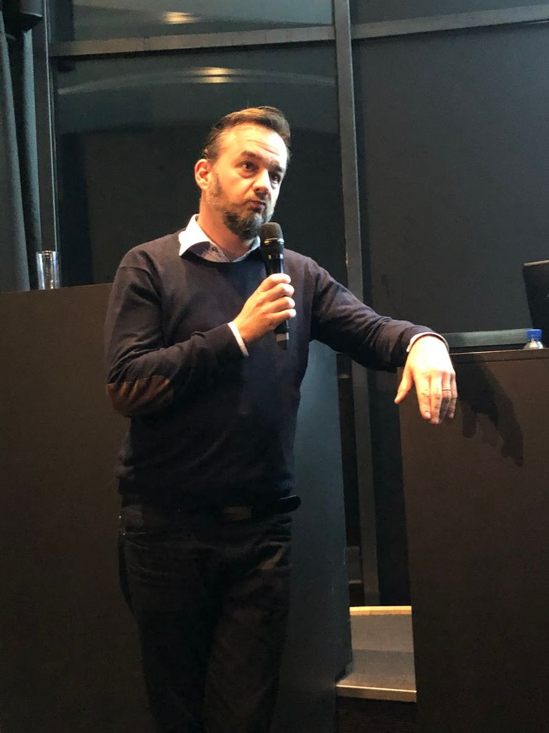 Pascal Pediroda - événement Worldline fintech et cybersécurité
