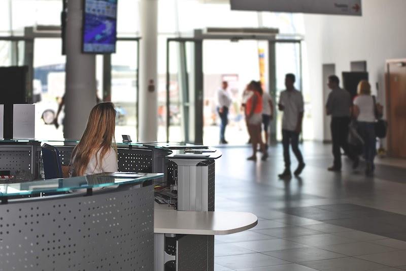 La sécurité d'un bâtiment se fait dès l'accueil visiteur