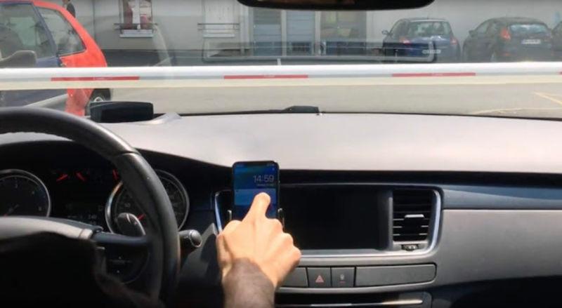 Une app pour simplifier l'accès au parking