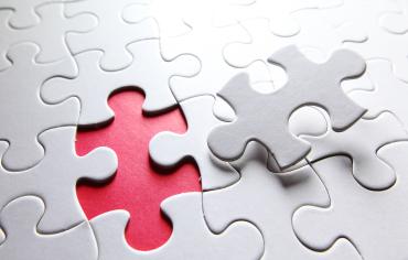 pièces de puzzle emboîtées