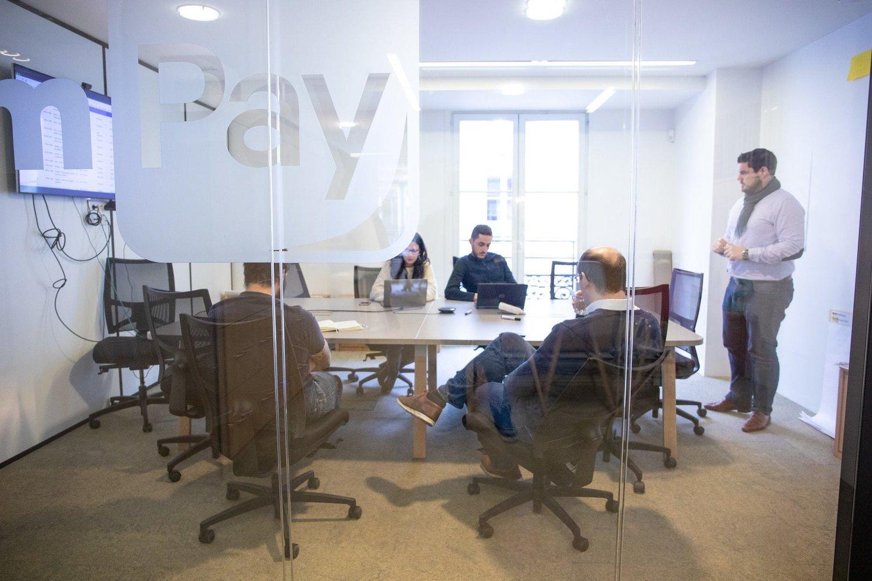 bureaux entreprise Slimpay
