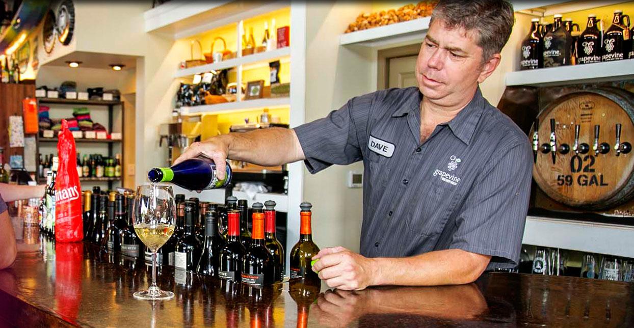 Grapevine Wine Shop (Baxter)