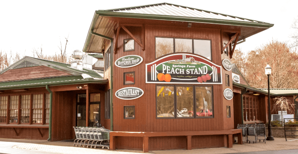 The Peach Stand