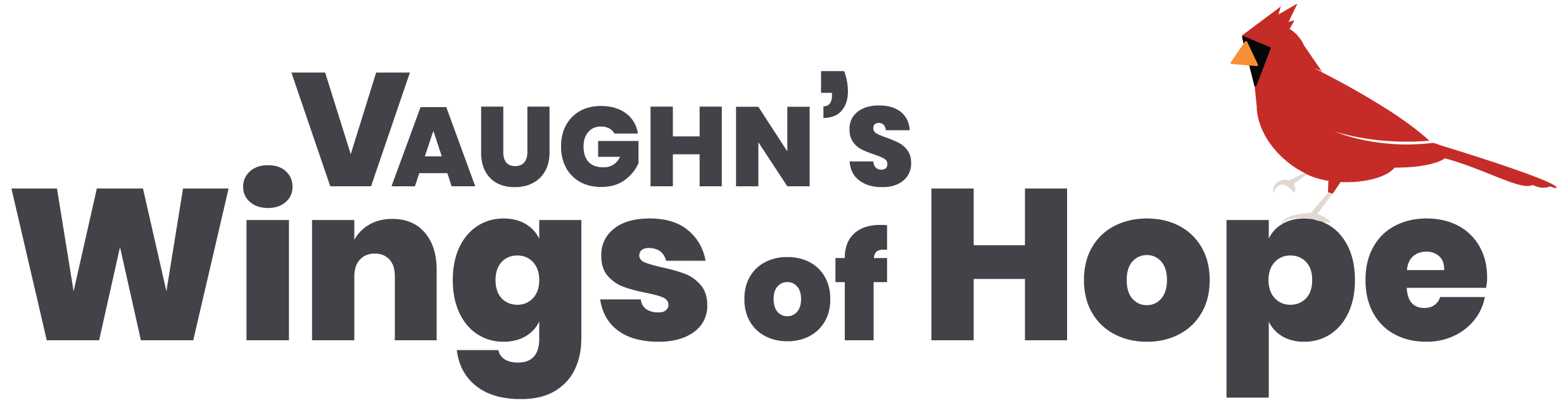 Vaughns wings of hope logo