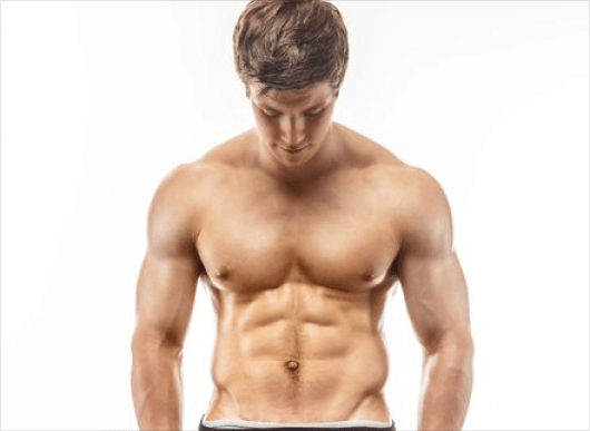 abdominal etching treatment