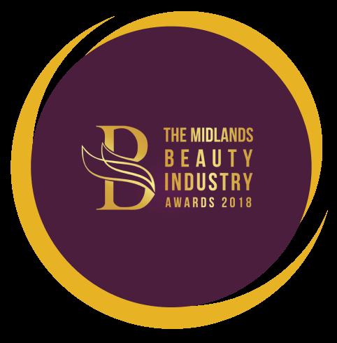 The Midlands Beauty Industry Awards Winner