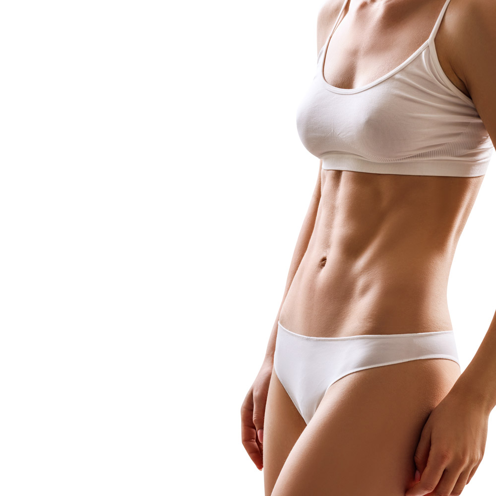 defined body contour