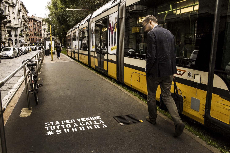 graffiti pubblicitari suburra