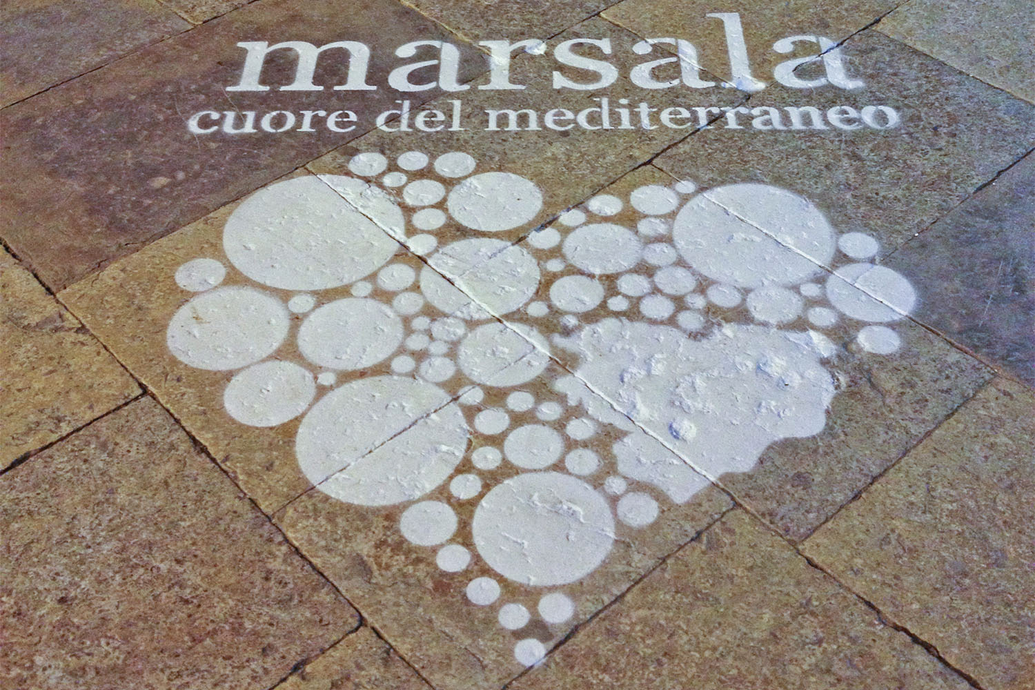 street marketing comune di marsala